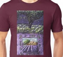 """Exclusive: """" Lavender of Provence Wonderful eternal France """" / My Creations Artistic Sculpture Relief fact Main 25  (c)(h) by Olao-Olavia / Okaio Créations Unisex T-Shirt"""