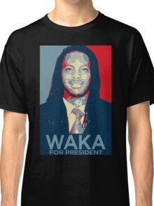 Waka flocka flame for president  (high quality) Classic T-Shirt