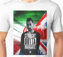 Mic Righteous Straight outta Margate/Britain/Iran Unisex T-Shirt