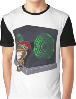 Waiting for a mad girl with red hair Graphic T-Shirt