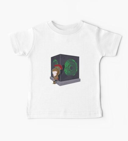Waiting for a mad girl with red hair Baby Tee
