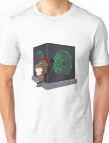 Waiting for a mad girl with red hair Unisex T-Shirt