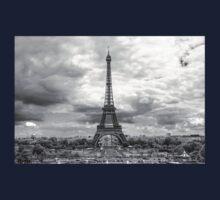 Eiffel Tower One Piece - Long Sleeve