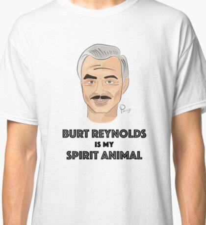 Burt Reynolds is my Spirit Animal Classic T-Shirt