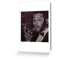 Mike Epps Greeting Card