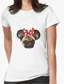Walter Pugney Womens Fitted T-Shirt