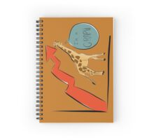 Jodie the G-RAPH Spiral Notebook
