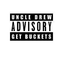 Get Buckets - Uncle Drew Advisory Photographic Print