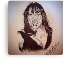 Jackee Harry Canvas Print