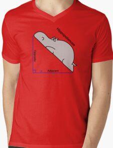 Math Humor Mens V-Neck T-Shirt