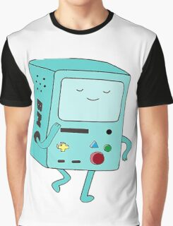 BMO Adventure Time Graphic T-Shirt