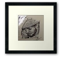 Spanish Man Framed Print
