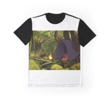 traveling forest child Graphic T-Shirt