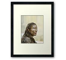 The 100 - Anya Framed Print