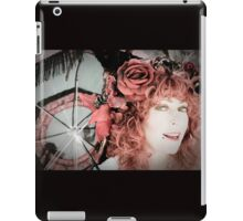 Redheaded Floozy iPad Case/Skin