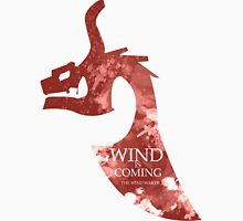 Wind is Coming Unisex T-Shirt