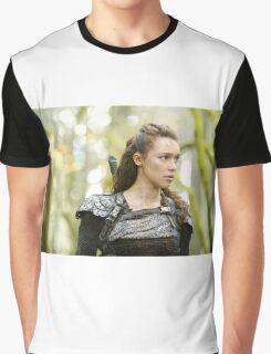 The 100 - Lexa Graphic T-Shirt