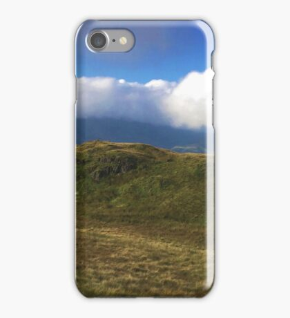 Brothers Water, Lake District National Park, UK iPhone Case/Skin