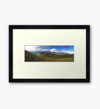 Brothers Water, Lake District National Park, UK Framed Print