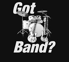 Beautiful Got Band White Hoodie