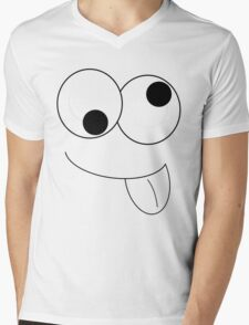 Goofy Face with tongue T-Shirt