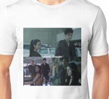 Lightwood's all together.  Unisex T-Shirt