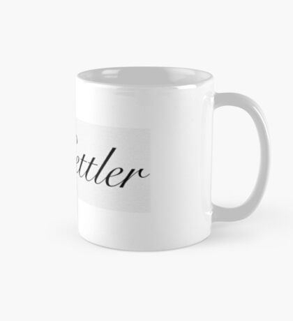 The Settler Mug