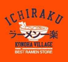 ICHIRAKU RAMEN by fanfreak1