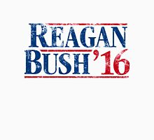 Distressed Reagan - Bush '16 Unisex T-Shirt