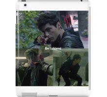 Alexander Lightwood -Archer Boy iPad Case/Skin
