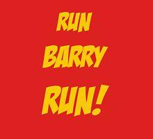 Run Barry Run! Unisex T-Shirt