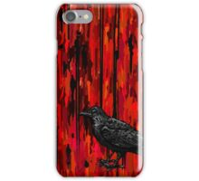Raven's Blood iPhone Case/Skin