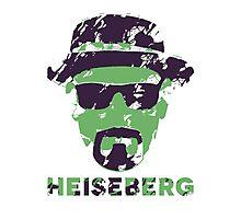 Heisenberg Art Photographic Print