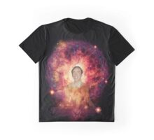 Sacred Nicolas Cageometry Graphic T-Shirt