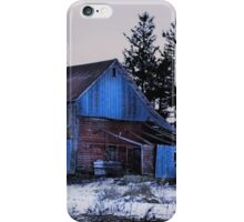 Jersey Avenue Steel iPhone Case/Skin