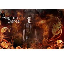TVD - Damon Photographic Print