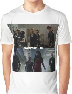 Shadowhunters  Graphic T-Shirt