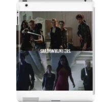 Shadowhunters  iPad Case/Skin
