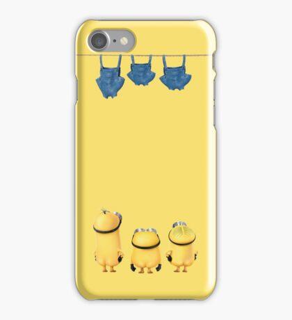 Minion Uncensored iPhone Case/Skin