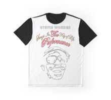 Songs In The key Of Life stevie wonder Tour AMR (4) Graphic T-Shirt