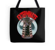 Exterminate - Dalek Tote Bag