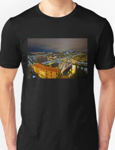 Dom Luis bridge & river Douro - Porto Unisex T-Shirt