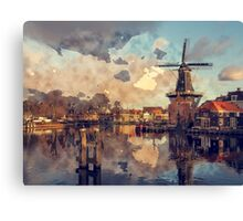 De Adriaan Netherlands Canvas Print