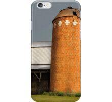 Minnesota Barn iPhone Case/Skin
