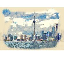 Toronto Ontario Canada Photographic Print