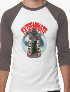 Exterminate - Dalek Men's Baseball ¾ T-Shirt