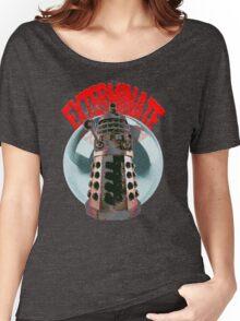 Exterminate - Dalek Women's Relaxed Fit T-Shirt