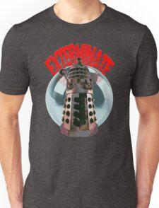 Exterminate - Dalek Unisex T-Shirt