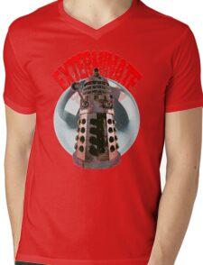 Exterminate - Dalek Mens V-Neck T-Shirt
