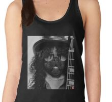 Slash Pug Women's Tank Top